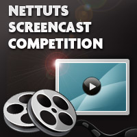 NETTUTS Screencast Competition!
