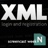 XML Login System