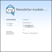 Fantastic AJAX Newsletter Module