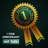 Winners of the Nettuts+ Anniversary Competition Announced!