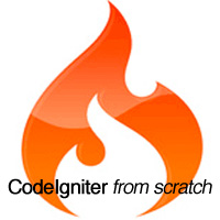 CodeIgniter From Scratch: Day 1