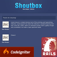 CodeIgniter to Ruby on Rails: A Conversion