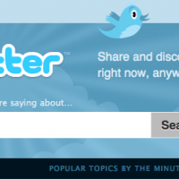 Twitter's New Homepage Design