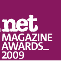 2009 .NET Awards - Please Vote For Us!