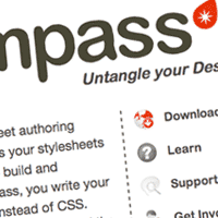Using Compass and Sass for CSS in your Next Project