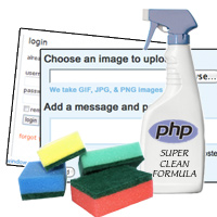 Getting Clean with PHP