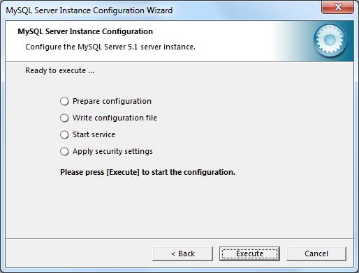 Mysql Installer 10