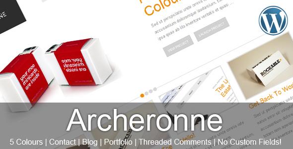 Acheronne