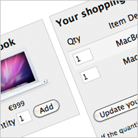 How to Build a Shopping Cart using CodeIgniter and jQuery