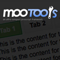 Sexy Animated Tabs Using MooTools