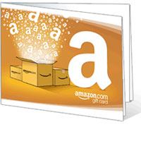 Freebie: $25 Amazon Gift Card