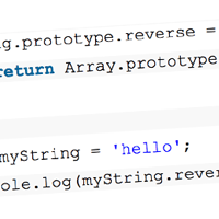 Quick Tip: How to Extend Built-in Objects in JavaScript