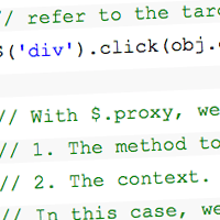 Quick Tip: Learning jQuery 1.4's $.proxy