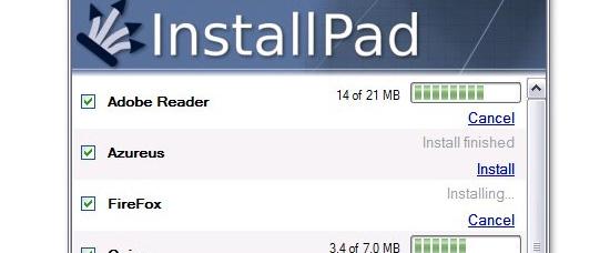 InstallPad