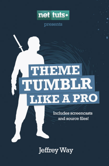 Theme Tumblr Like a Pro: New Rockable Book